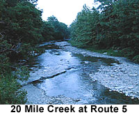 20 Mile Creek