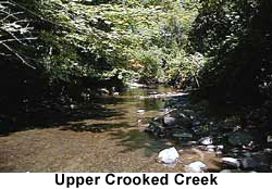 Upper Crooked Creek